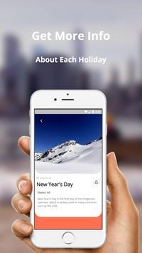 Cyprus Holidays : Nicosia Calendar スクリーンショット 2