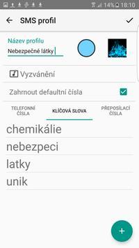 Hasiči - Výjezdová SMS screenshot 3