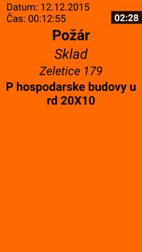Hasiči - Výjezdová SMS screenshot 7