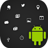 Swipe Status Bar icon
