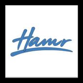 Sportovní areály HAMR icon