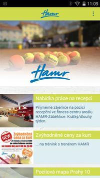 Sportovní areály HAMR screenshot 1