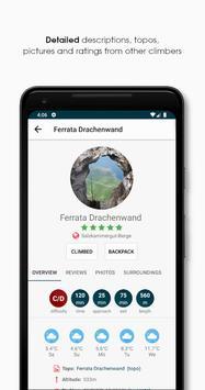 FerrataGuide screenshot 2