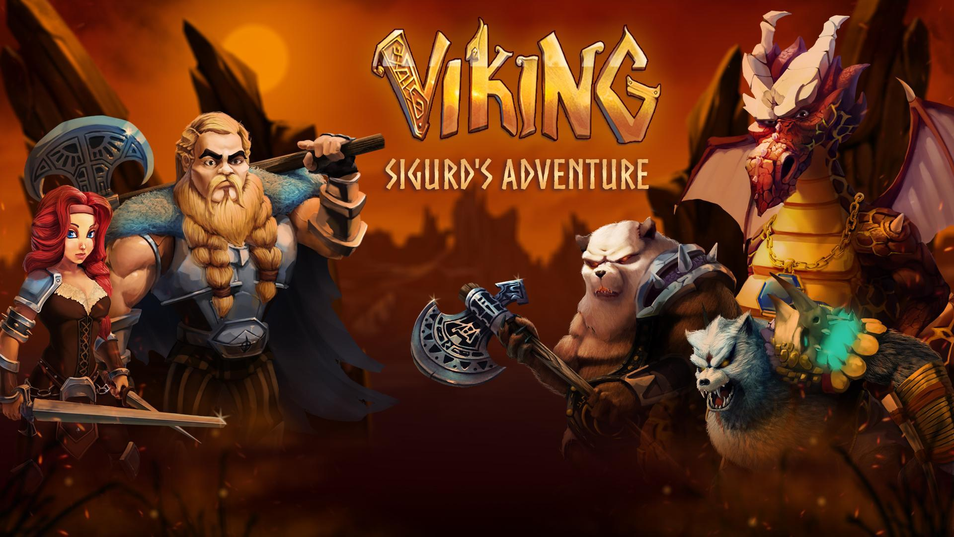 Viking: Sigurd's Adventure for Android - APK Download