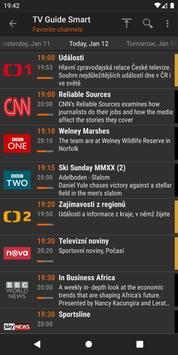 TV Guide Smart syot layar 1