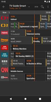 TV Guide Smart syot layar 2
