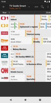 TV Guide Smart syot layar 7