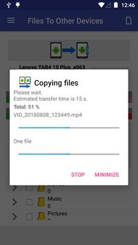Files To Other Devices تصوير الشاشة 4