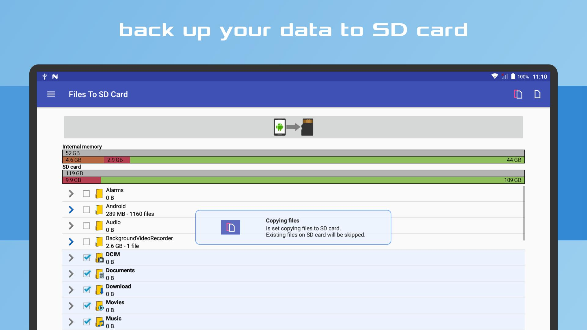 Files To SD Card for Android - APK Download
