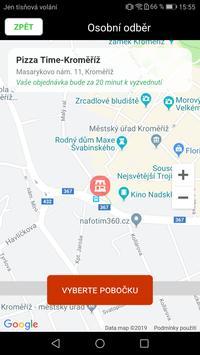 Pizza Time Kroměříž screenshot 1