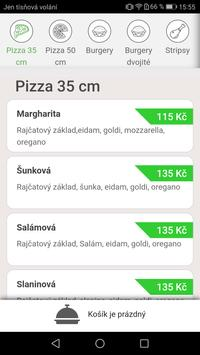 Pizza Time Kroměříž screenshot 2