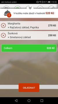 Pizza Time Kroměříž screenshot 4