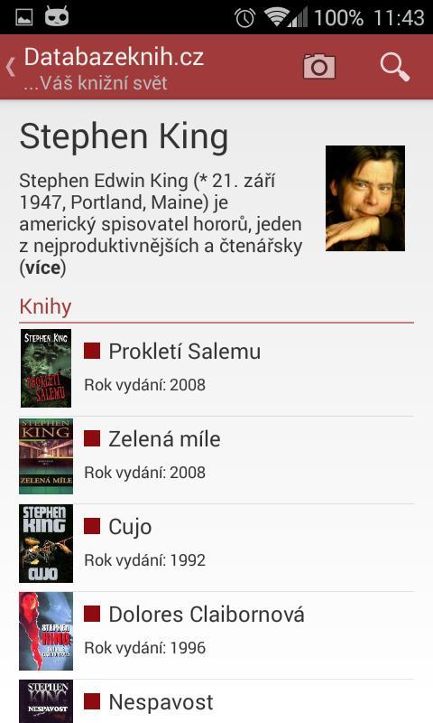 Databazeknih.cz poster