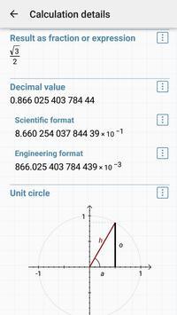 HiPER Scientific Calculator Ekran Görüntüsü 5
