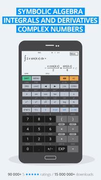 HiPER Scientific Calculator Ekran Görüntüsü 2