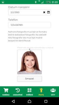 Virtuální Plzeňská karta screenshot 2
