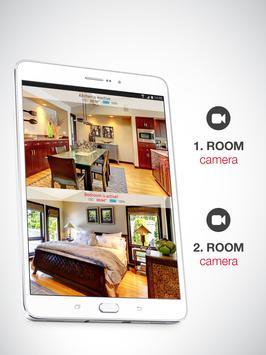 Système de la Sécurité: Surveillance à domicile capture d'écran 9