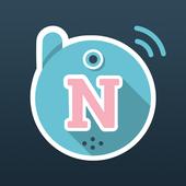 Monitor Nanny de Bebe: Cámara de Video icono