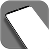 White Screen Flashlight icône