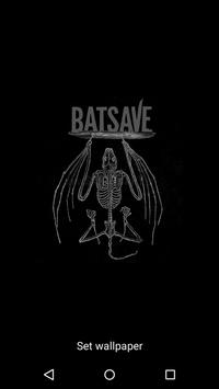 Batsave Wallpapers poster