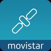 Movistar GPS icon