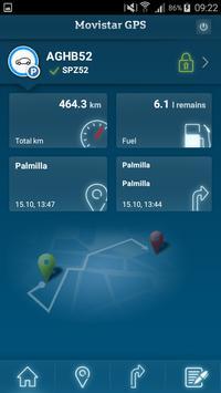 Movistar GPS poster