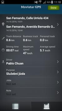 Movistar GPS screenshot 3