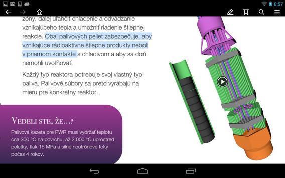 Jadrová energia a energetika screenshot 1