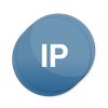 What is my IP address أيقونة