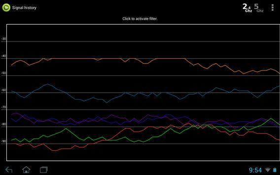 Wifi Analyzer screenshot 13