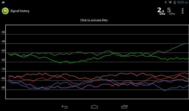 Wifi Analyzer screenshot 20
