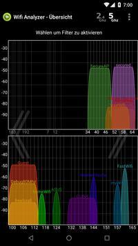WiFi Netzwerk Analyzer Screenshot 1