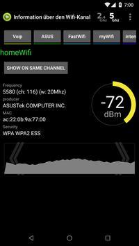 WiFi Netzwerk Analyzer Screenshot 3