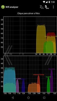 Analisador de WiFi imagem de tela 1