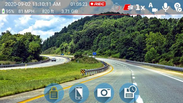 Dash Cam Travel screenshot 9