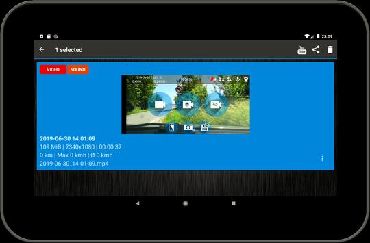 Dash Cam Travel screenshot 13