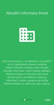 Hlášenírozhlasu.cz скриншот 1