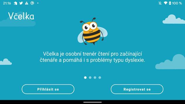 Včelka - osobní trenér čtení screenshot 4