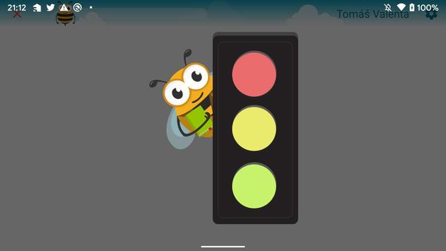 Včelka - osobní trenér čtení screenshot 5