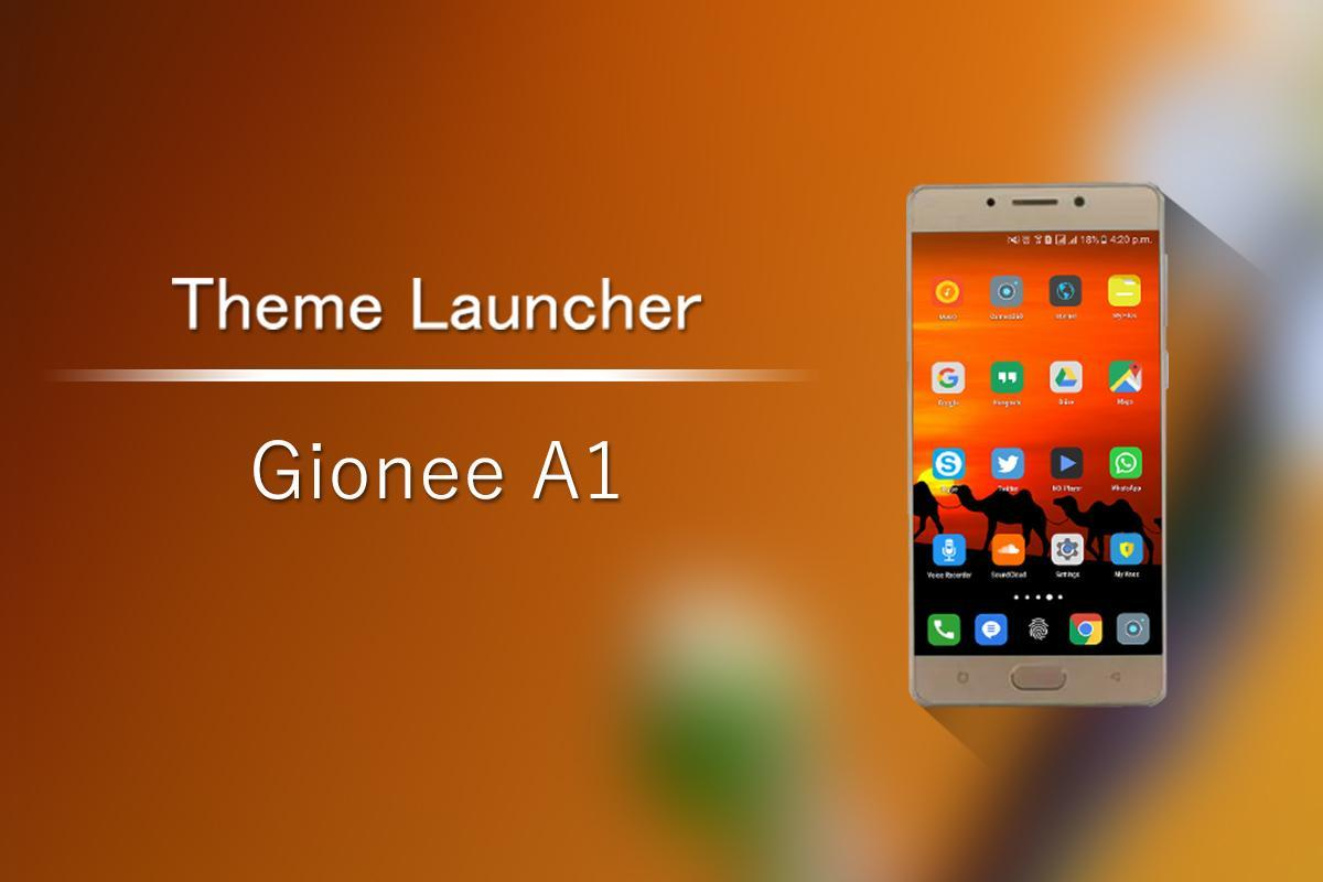 Launcher Theme for Gionee A1 for Android - APK Download