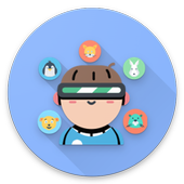 Simply Kids Learning App icon
