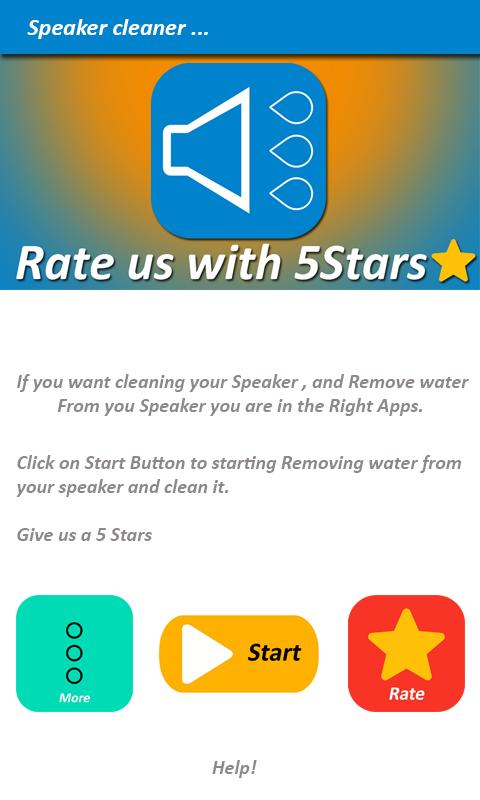 Speaker Cleaner for Android - APK Download