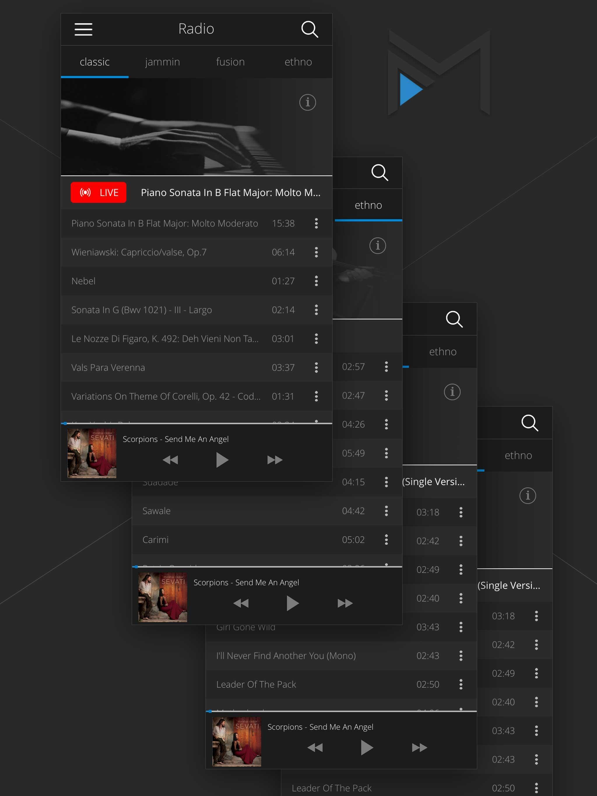 imusic am for Android - APK Download
