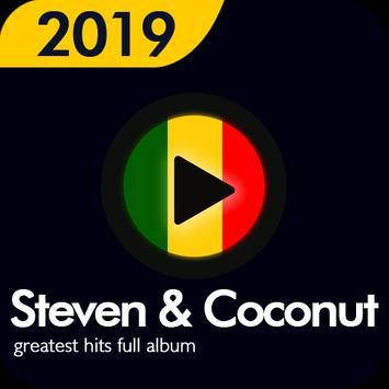 Steven & Coconut Treez Best Album poster