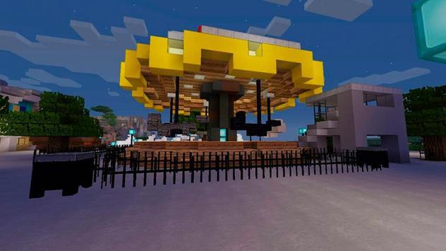 Amusement Park Maps For Minecraft Pe Apk App Free Download