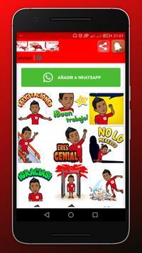 América de cali stickers screenshot 4