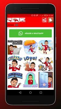 América de cali stickers screenshot 2