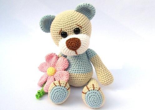 Amigurimi, Crochet Patterns poster