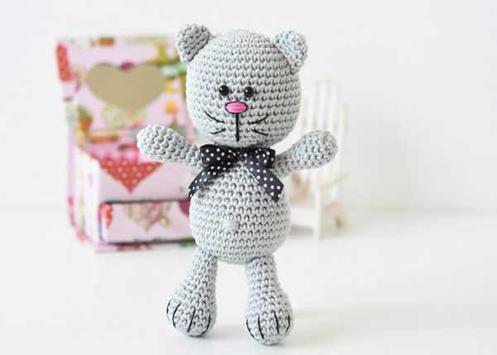 Amigurimi, Crochet Patterns screenshot 12