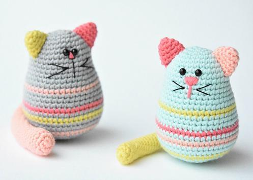 Amigurimi, Crochet Patterns screenshot 4